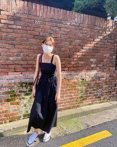 Korean Fashion Dress, Blackpink Fashion, Korean Outfits, Asian Fashion, Fashion Outfits, Pretty Outfits, Cute Outfits, Kim Doyeon, Ulzzang Korean Girl
