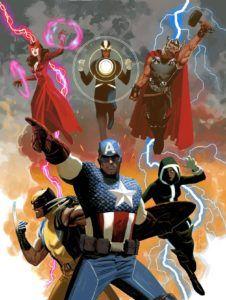 Uncanny Avengers Acuna promo
