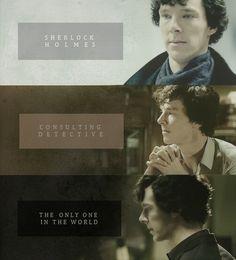 Benedict Cumberbatch plays Sherlock PERFECTLY