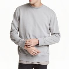 100% cotton french terry wholesale crewneck washed blank sweatshirt for man, View blank sweatshirt, OEM Product Details from Guangzhou Profound Garment Co., Ltd. on Alibaba.com