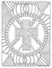 Easter coloring pages @ www.doodle-art-al… Make your world more colorful with free printable coloring pages from italks. Our free coloring pages for adults and kids. Cross Coloring Page, Easter Coloring Pages, Bible Coloring Pages, Printable Coloring Pages, Coloring Pages For Kids, Coloring Sheets, Coloring Books, Coloring Worksheets, Doodle Coloring