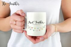 """Custom """"You're Going to be a ..."""" Baby Announcement Gift Mug by handmadepluslovely on Etsy https://www.etsy.com/listing/564065439/custom-youre-going-to-be-a-baby"""