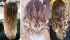 Окрашивания волос омбре