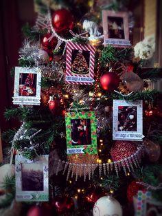 Special Christmas Tree! #instax4christmas #happiness  #special #christmasgifts #diy #christmastree  Special Thanks to Zodio Italia e Marta