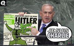 Israël surfe sur la tuerie à Charlie Hebdo pour justifier sa politique contre la Palestine et l'Iran