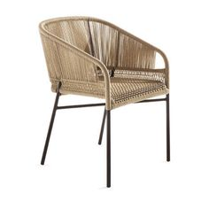 Cricket outdoor designer armchair is used to decorate the best hotels and restaurants, perfect for Horeca but also for the home environment.
