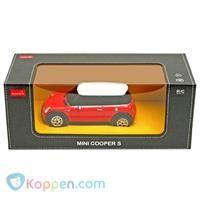 Mini Cooper S 1:18 afstandbestuurbare auto -  Koppen.com