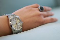 Boyfriend Watch!  so chunky and lovely.