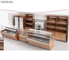 Muebles panadería pastelería baratos