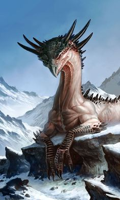 .I kind of like this as a death dragon, the sass in that grin alone too