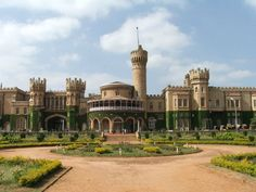 Bangalore Palace opened to the public only in 2005 and is a private property of Mysore royal family.