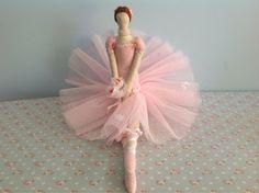 A bailarina Rosa