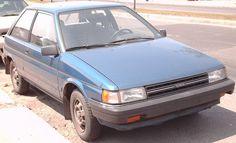 1988 Toyota Tercel EZ Hatchback