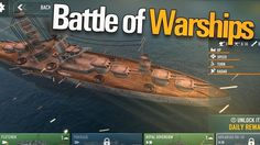 Battle of Warships APK v1.34 (Mod) - Android game - Android MOD Game