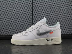 Buy 2018 Men's and Women's Off White x Nike Air Force 1 Low