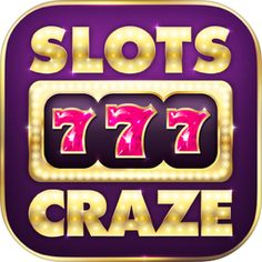 Slots Craze - Free slots games! The real Vegas casino experience by Luck Genome ltd.