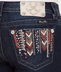 Miss Me Easy Skinny Stretch Jean is a exclusive fit just for Buckle, you won't get this fit anywhere else! These are in our store right now and they are amazing!