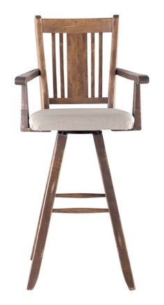 Bar Height Big Amp Tall Copper Back Swivel Bar Stool With