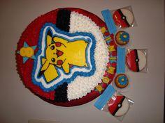 Pokemon Birthday Cake