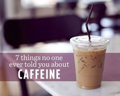 7 Things No One Ever Told You About Caffeine   Women's Health Magazine