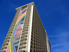 World's Largest Mosaic – The Rainbow Tower