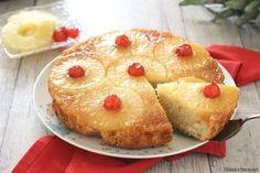 Torta ananas e yogurt rovesciata ricetta torta all'ananas rovesciata torta…