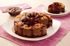 Sobremesas para o Natal: 45 receitas irresistíveis | CLAUDIA Sweet Recipes, Cake Recipes, Pina Colada, Christmas Desserts, Macarons, Mousse, Cheesecake, Food And Drink, Low Carb