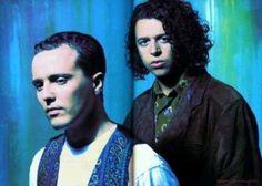 TEARS FOR FEARS; Roland Orzabal & Curt Smith en 1989 - te... - Fotolog