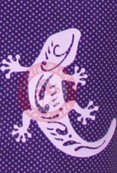 """Der  """"Gecko"""" ist einfach perfekt um sowohl Kleidung wie auch Gegenstände auf zu pimpen.  Bebe Bella Plotten Plotterbilder"""