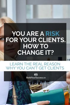 Are you having a hard time getting clients? You lack a fundamental thing in every business: trust. Learn to generate it an position yourself as an expert.