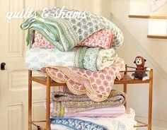 rikshaw design quilts and shams