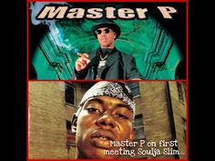 The Mystery Surrounding Soulja Slim's Murder - YouTube Master P, Hip Hop Artists, Slim, Facebook, Pop, Twitter, Youtube, Movie Posters, News