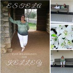 New Mind, New Vibes, New Updates! Estela Kelley Flip JGB Headbands