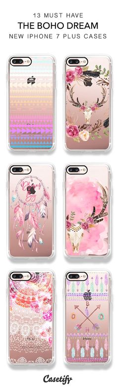 Dreamy Boho! 13 Must Have Boho Dream iPhone 7/ iPhone 7 Plus Phone Cases here > https://www.casetify.com/artworks/y4U9Ye2rsy