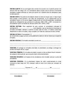 Contrato de arrendamiento Sergi Torres, Finance, David, Templates, Real Estate, Renting, Lawyer, Garage, Law