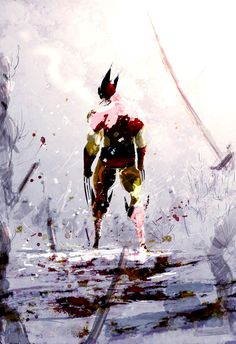 Wolverine by Pascal Campion Marvel Vs, Marvel Wolverine, Logan Wolverine, Marvel Dc Comics, Captain Marvel, Mundo Marvel, Dc Anime, Anime Comics, Comic Sans