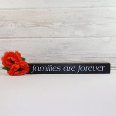 Quote Block Sign- Hand Painted Wooden Block- Country Decor- Wooden ...