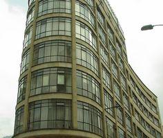 Edificio Espectador 1948 Avenida Jiménez Bogotá, Colombia Arquitecto: Germán Tejero de la Torre