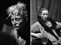 Tilda Swinton.  She has played some weird roles but I love her for them