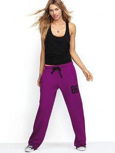Favorite color in a pant! Yes, please! Victoria's Secret PINK Boyfriend Pant #VictoriasSecret http://www.victoriassecret.com/pink/bottoms/boyfriend-pant-victorias-secret-pink?ProductID=76028=OLS?cm_mmc=pinterest-_-product-_-x-_-x