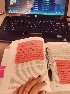 study book