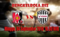Prediksi Urawa Red Diamonds vs Vissel Kobe 04 September 2016