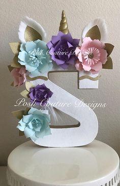 Cartas florales unicornio © / unicornio cartas / foto de