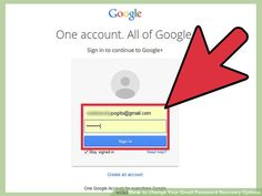 forgot my google mail password
