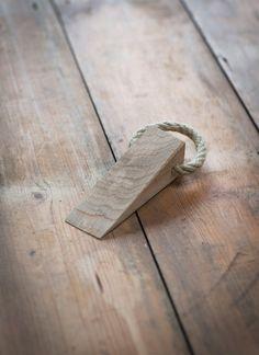 Door Stops Wooden Doorstop Business Oak door stop Wood Door ...