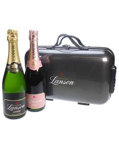 Lanson Champagne Perfect Traveller Case