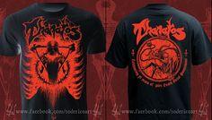 30th Anniversary t-shirt / Thanatos666