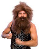 &@ Hot Halloween costume  deal: Rubie's Costume Characters Caveman Beard And Set Wig, Brown, One Size - http://halloweencostumeideashere.com/hot-halloween-costume-deal-rubies-costume-characters-caveman-beard-and-set-wig-brown-one-size/