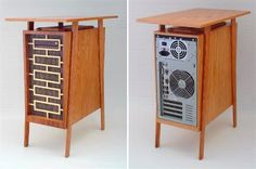 Mid-Century Modern Computer « Grassroots Modern – A shelter blog focusing on affordable modern furniture and accessories.
