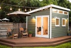 Image result for shed office